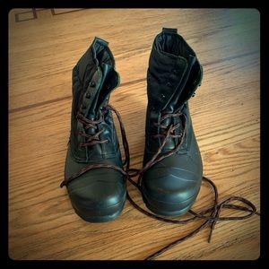 Hunter Original Rain/Snow Boots - W size 8
